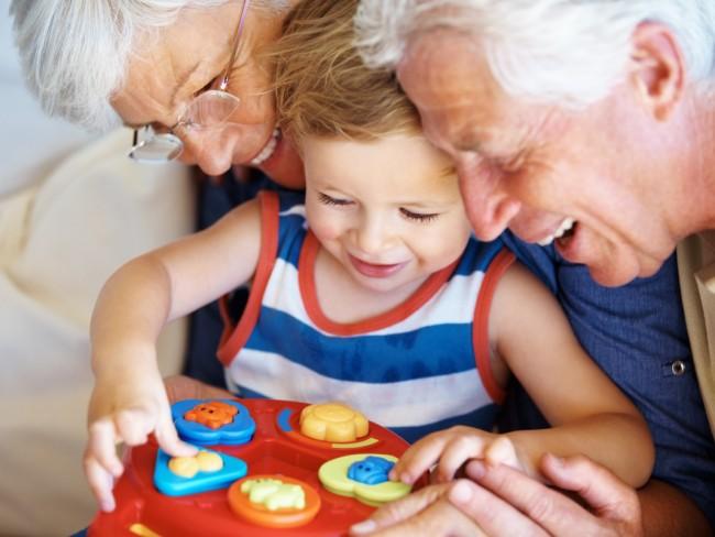 Laurki dla Babci i Dziadka - szablony do pobrania