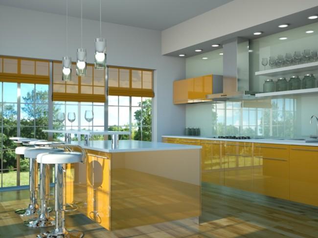 Jaki kolor wybrać do kuchni?