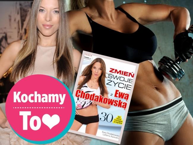 Dieta Ewy Chodakowskiej - 1 dzień z książki