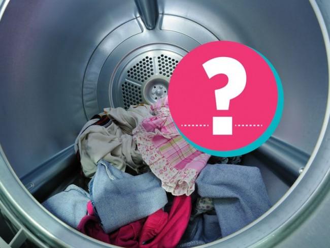 Jak uratować zafarbowane pranie