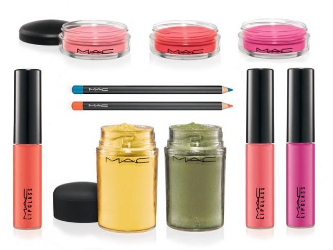 makijaż MAC Playland - wiosna 2014