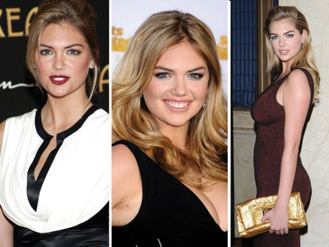 Kate Upton dla Bobbi Brown