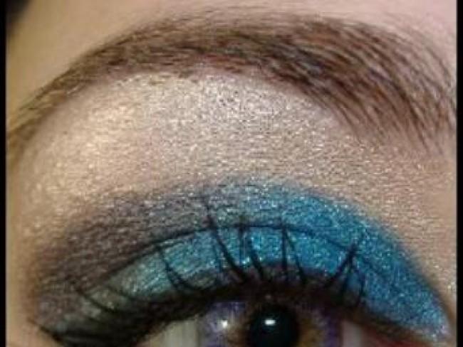 makijaż, oko