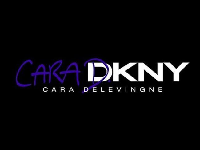 Cara Delevingne dla DKNY