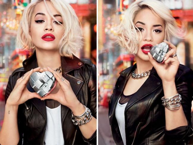 Rita Ora DKNY MyNY