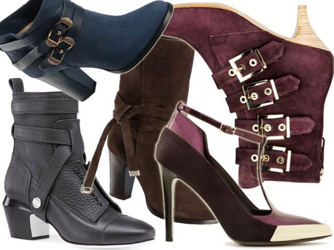 Modne buty jesień 2014