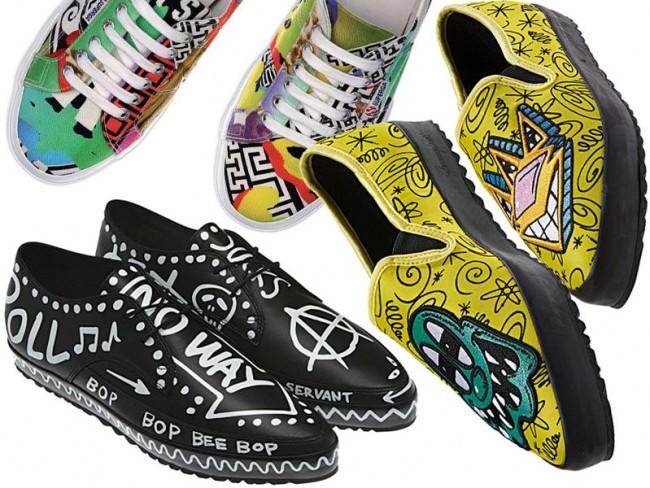Trendy w butach jesień 2014