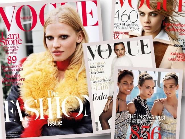 Wrześniowa okładka Vogue
