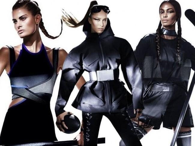 Alexander Wang dla H&M - kolekcja jesień 2014