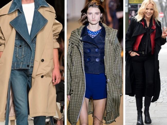 jak nosić płaszcz