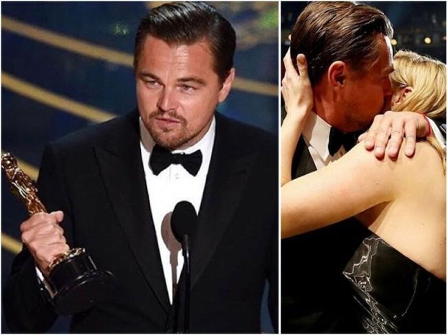 Leonardo DiCaprio ma Oscara, oscary 2016, Dicaprio Oscary