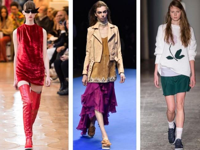 jak modnie łączyć ubrania