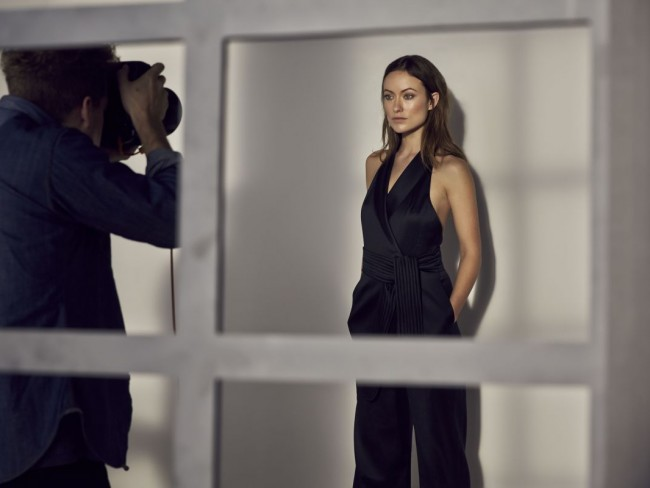 Olivia Wilde dla H&M