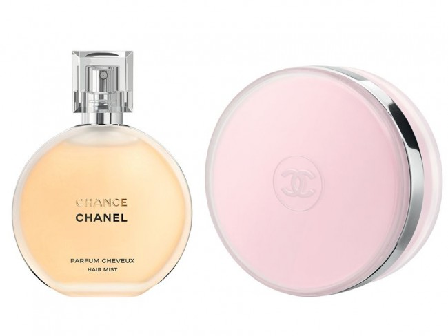 Chanel Chance krem, mgiełka do włosów