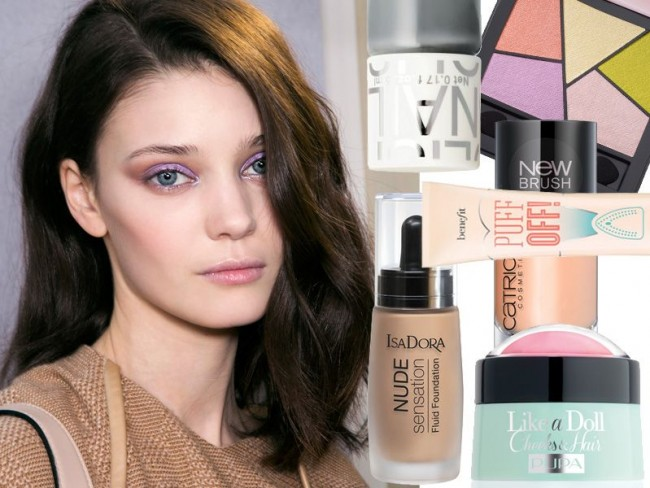Nowości kosmetyczne na 2015