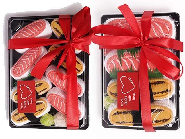 Sushi Socks Box