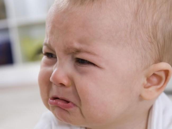 dziecko, niemowlę, płacz