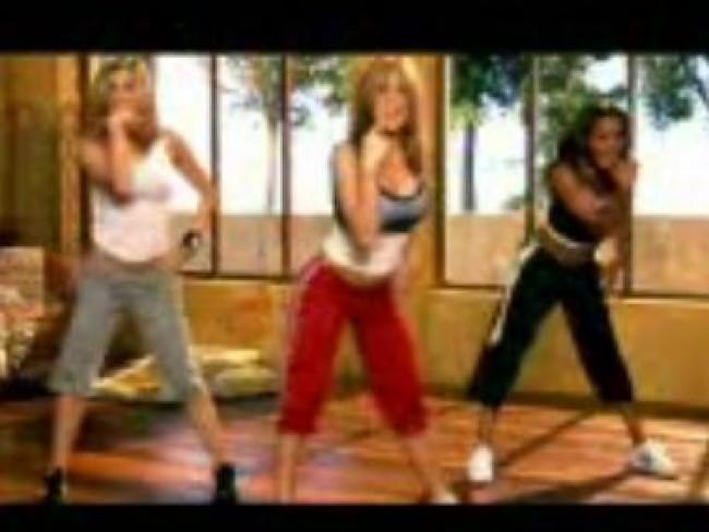taneczny aerobic