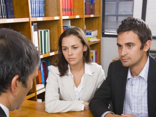 Małżeństwo u prawnika