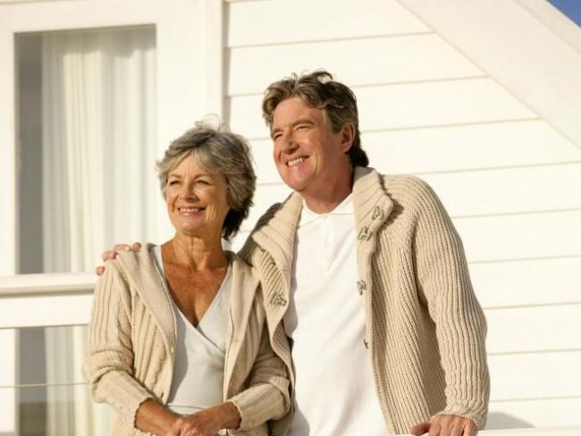 emeryci, emerytura, para, małżeństwo