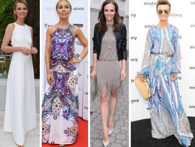 gwiazdy w sukienkach