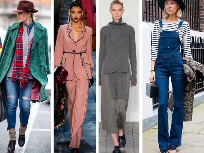 fasony spodni