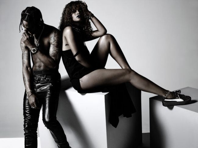 Puma Creeper Rihanna