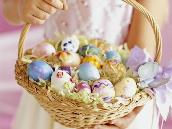 Kolorowanki do wydruku - propozycje na Wielkanoc