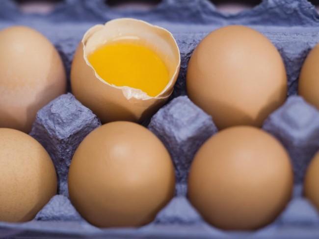 jajka, żółtko