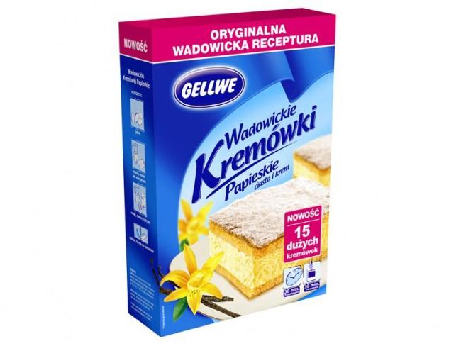 Gellwe - Wadowickie Kremówki Papieskie