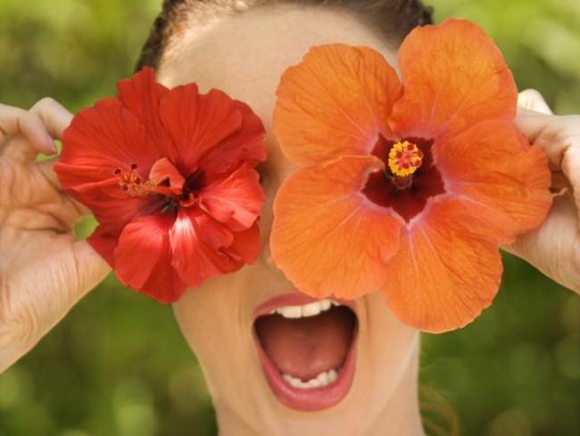 Twój kwiat - psychotest
