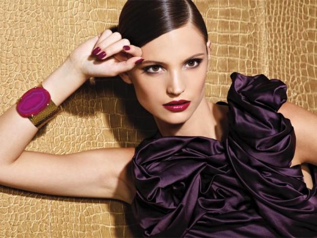 Модный макияж осени 2011: косметические коллекции - Babyblog.ru
