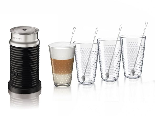 Konkurs Nespresso