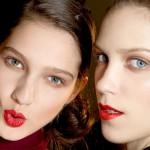Makijaż ust: Lady in Red