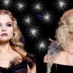 Retro fryzura jak z pokazu Dior