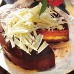 Tort imbirowy z kremem cytrynowym