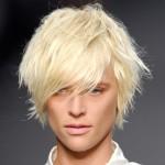 Krótkie włosy - fryzury
