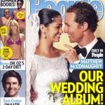Matthew McConaughey ożenił się z Camilą Alves