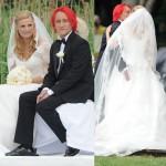 Ślub Michała Wiśniewskiego i Dominiki Tajner (zdjęcia)