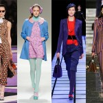 Moda na jesień 2012 - przegląd wybiegów