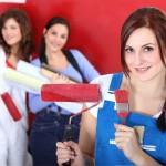 Jak szybko i sprawnie pomalować mieszkanie
