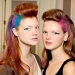 Modne kolory włosów na jesień 2012 i zimę 2013