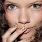 Modne paznokcie na jesień 2012