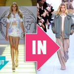 Trendy 2012: Jesienne IN & OUT