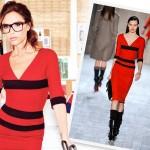 Victoria Beckham lansuje swoje kreacje