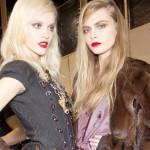 Makijaże i fryzury na jesień 2012 - raport