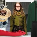 Zainspiruj się stylem z pokazu: Zestaw na wiele okazji od Gucci