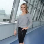 Agnieszka Kaczorowska nie wstydzi się swoich zmasakrowanych stóp