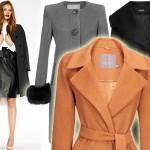 Ekskluzywna kolekcja jesiennych płaszczy Aryton