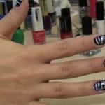 Modny manicure: Zebra na paznokciach [video]